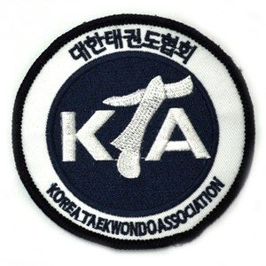 Korean Taekwondo Association Official Logo