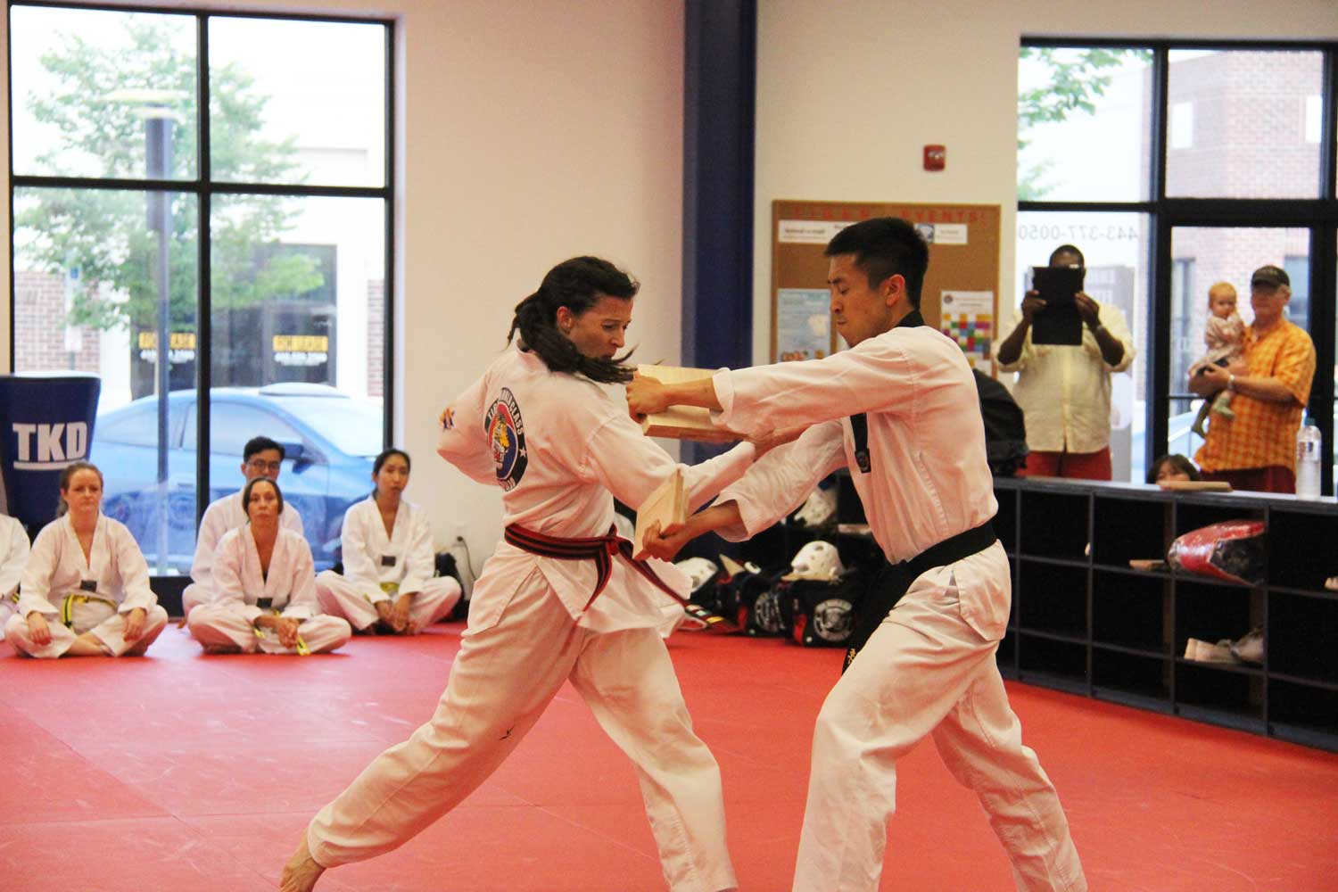 Tiger World Class Taekwondo & Family Martial Arts Adult Program